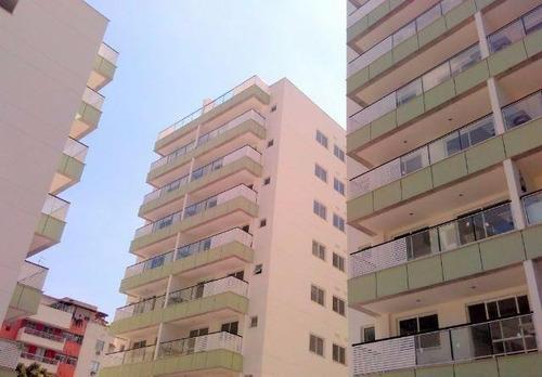 excelente apartamento 3 suítes na freguesia - jacarepaguá