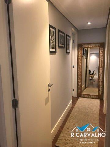 excelente apartamento 3 suítes - vila mascote - 702