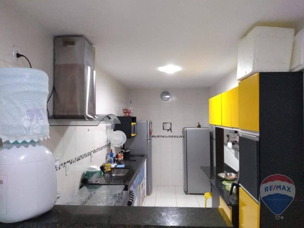 excelente apartamento 3q, bairro estação, são pedro da aldeia, rj - ap0410