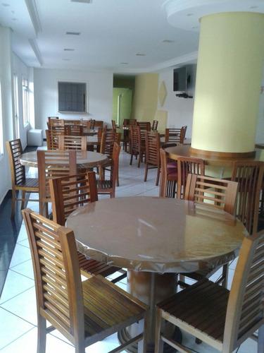 excelente apartamento 70 m² - bairro olímpico - scsul - 588