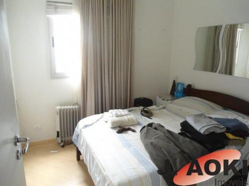 excelente apartamento, 800 metros do metrô santa cruz  - ap70991