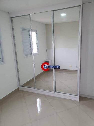 excelente apartamento 82 m² 3 dormitórios, 1 suíte npo picanço - ap5497