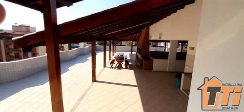 excelente apartamento a 350mts da orla da praia grande - 22604