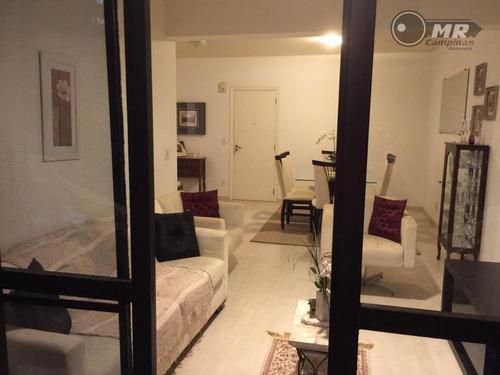 excelente apartamento a venda no cambuí - ap0624