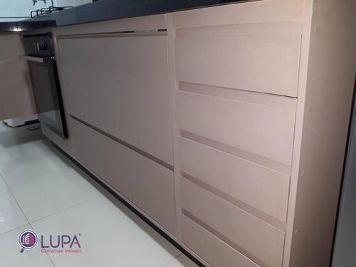excelente apartamento a venda no condomínio viva vista mirante em nova veneza-sumaré. - ap0419