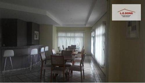 excelente apartamento a venda no jaguaré - ap1973