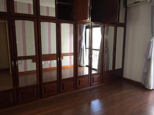 excelente apartamento, alto luxo, 3 varandas, 4 quartos, 2 suítes, 3 vagas e condomínio barato!! - ap1488
