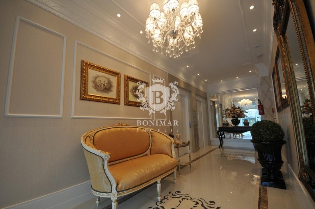 excelente apartamento alto padrão 3 suítes - v654