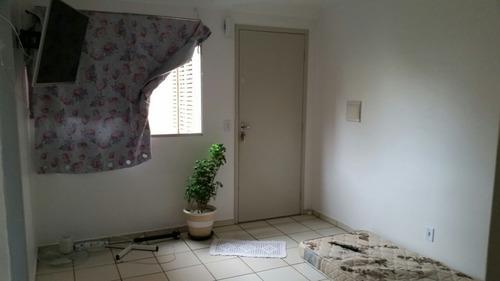 excelente apartamento cdhu em itanhaém - ref 2722