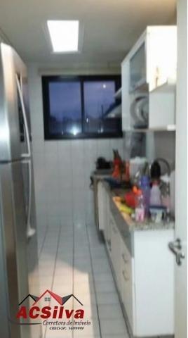 excelente apartamento centro sbc- 2 vagas cobertas paralelas