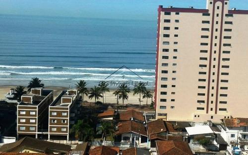 excelente apartamento com 2 dormitórios na vila caiçara em praia grande