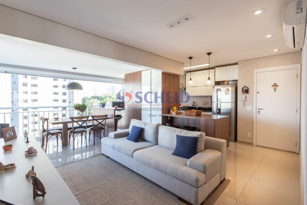 excelente apartamento com 2 suítes, próximo á avenida washington luís - mc7154