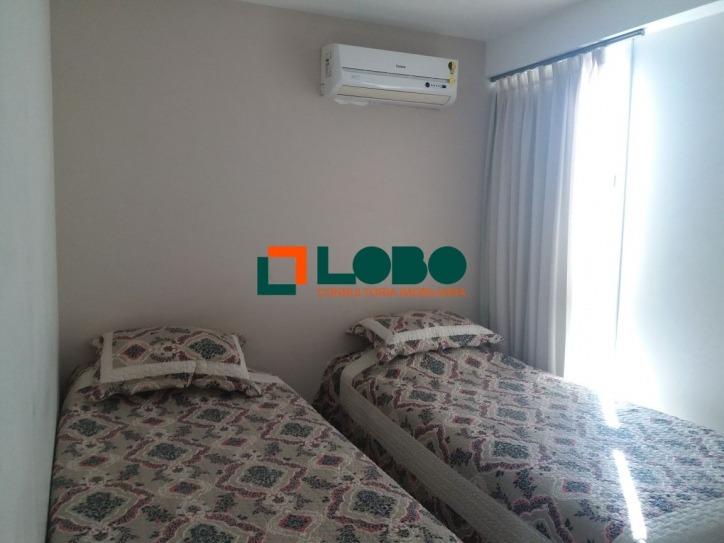excelente apartamento com 3 quartos sendo 1 suíte - 364