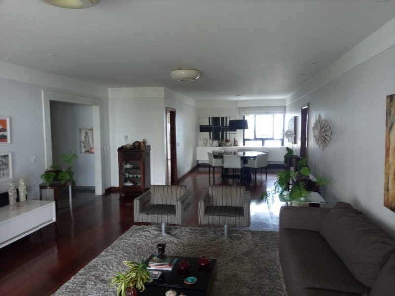 excelente apartamento com 4 quartos suítes 320m2 na graça - lit247 - 4495021