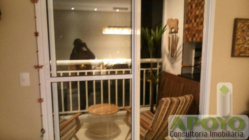 excelente apartamento com 60 m², aceita permuta. - yo3455