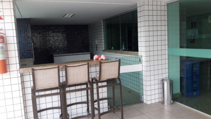 excelente apartamento com área privativa completo no bairro castelo!! - 1087