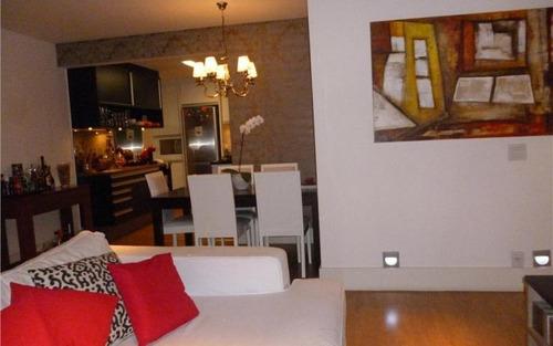 excelente apartamento com varanda gourmet todo planejado com muito bom gosto no morumbi.