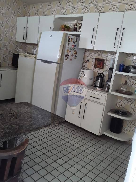 excelente apartamento com vista livre para beira rio - ap1036