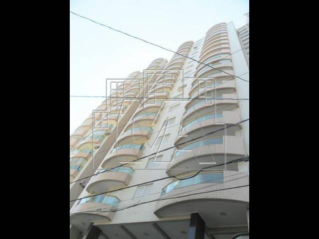 ¿¿excelente apartamento de 1 dormitório, com varanda gourmet e vista para o mar!