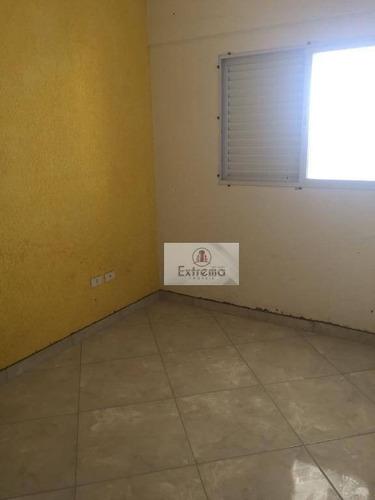 excelente apartamento de 1 dormitório em praia grande - ap0364