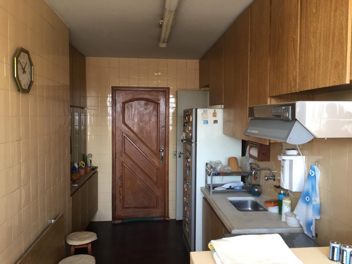 excelente apartamento de 2 quartos com dependências