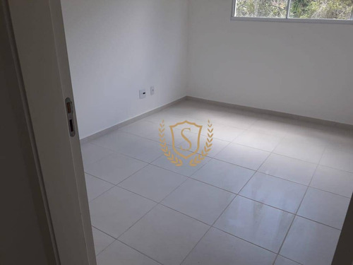 excelente apartamento de primeira locação - ap0013