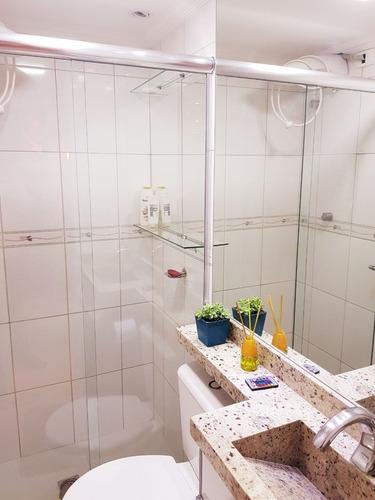 excelente apartamento duplex - varanda gourmet completa - itaquera! - ap00384 - 33987397