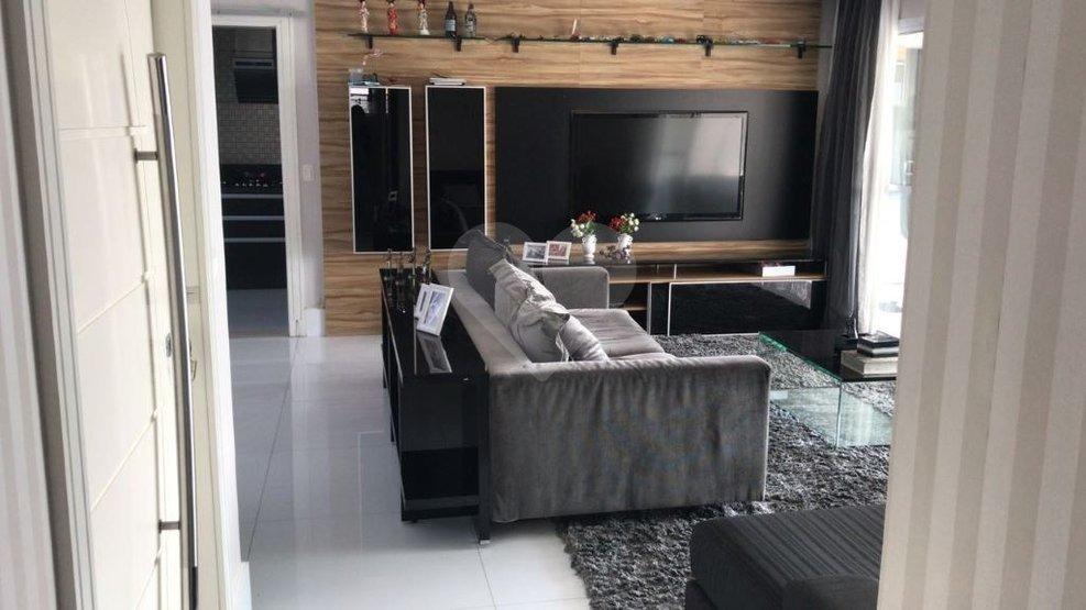 excelente apartamento em condomínio de alto padrão, próximo ao parque são jorge, com 167 m² - 170-im333698