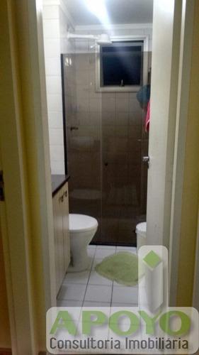 excelente apartamento em interlagos - yo2469