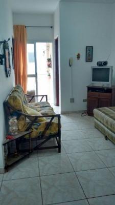 excelente apartamento em praia dos sonhos em itanhaém - sp
