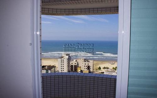 excelente apartamento em praia grande, vila tupi