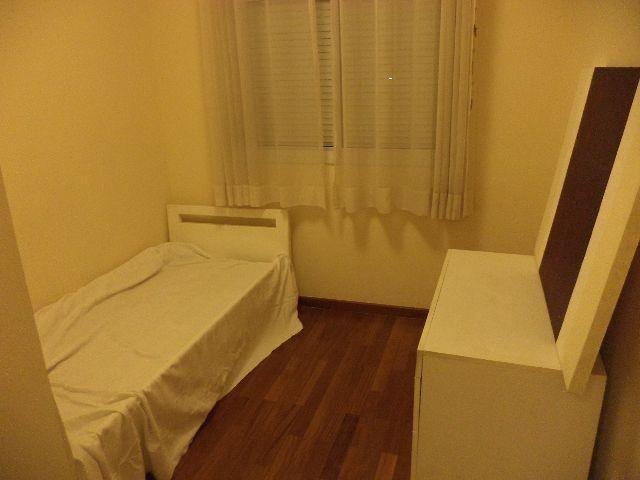 excelente apartamento estilo flat para locação no mandarim - 2 dormitórios sendo 1 suíte - brooklin! - fl0590