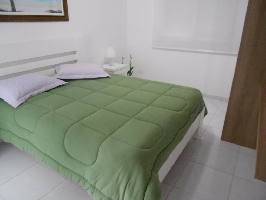 excelente apartamento frente ao mar 2 dormitórios mais 1 opcional -astúrias - guarujá - ap0948