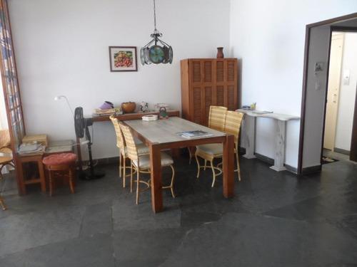 excelente apartamento frente ao mar pitangueiras - guarujá - ap1148