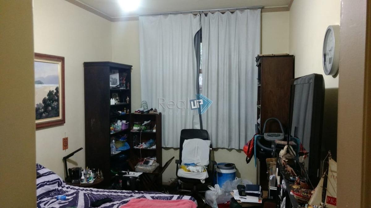 excelente apartamento leblon! 124 m2 + vaga - 16048