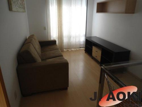 excelente apartamento mobiliado com lazer completo - ap70755