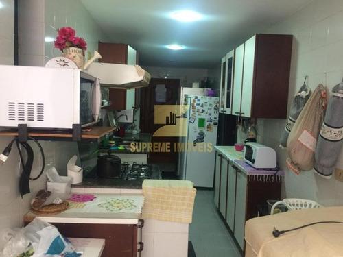 excelente apartamento mobiliado - recreio  - lmvc-6144