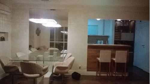 excelente apartamento / móveis planejados em todos cômodos / lazer completo / duas vagas - ap0985
