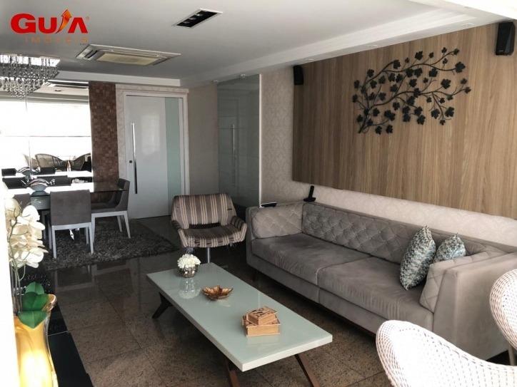 excelente apartamento na aldeota - 1480