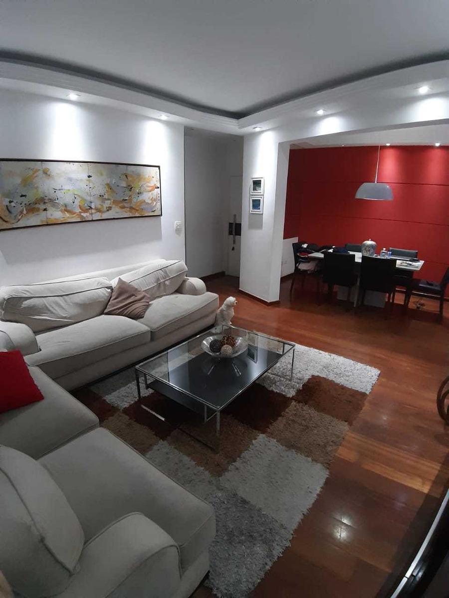 excelente apartamento na mooca - 3 dormitórios - 120m²