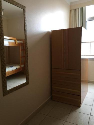 excelente apartamento na praia do sonho, em itanhaém.4282