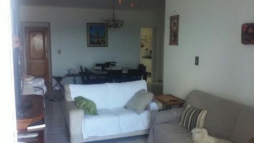 excelente apartamento na praia em mongaguá - sp