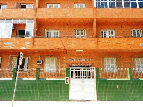 excelente apartamento no boqueirão, em praia grande ref 4635