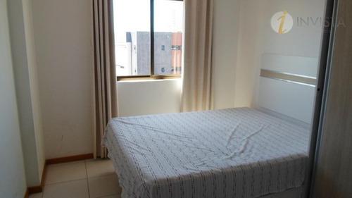 excelente apartamento no cabo branco - ap4771