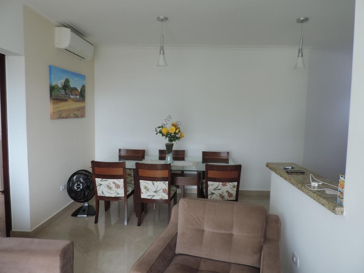 excelente apartamento no centro de mongaguá