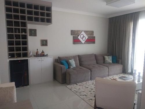 excelente apartamento no centro, em itanhaém - ref 4591