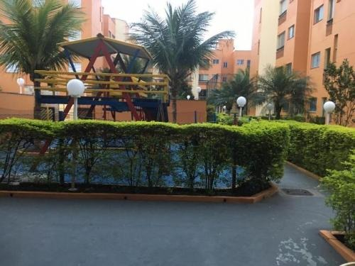 excelente apartamento no cibratel, em itanhaém, ref 4780