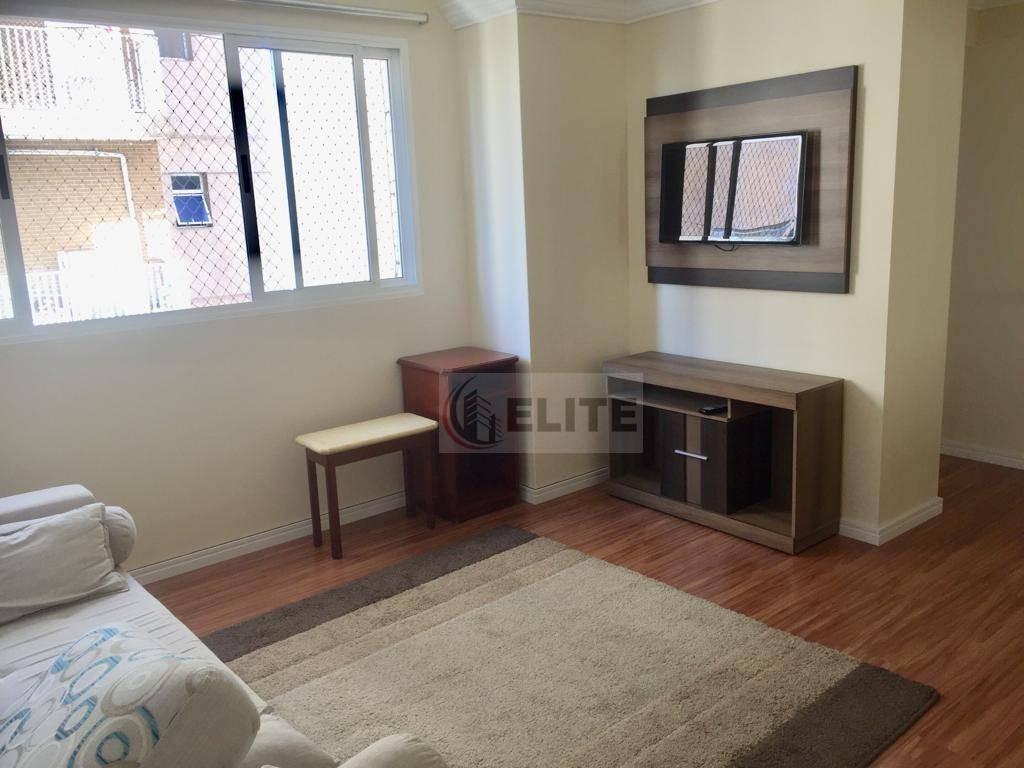 excelente apartamento no coração do bairro jardim - 63m2 com 2 vagas de garagem - ap8470