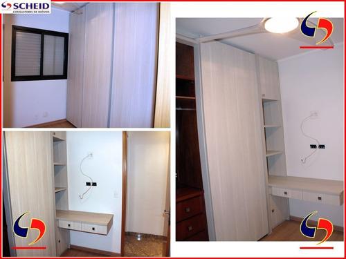 excelente apartamento no coração do jardim marajoara - andar baixo - mr62522