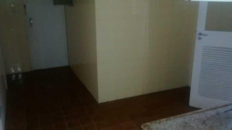 excelente apartamento no cosme velho com 2 vagas de garagem!! - ap5291